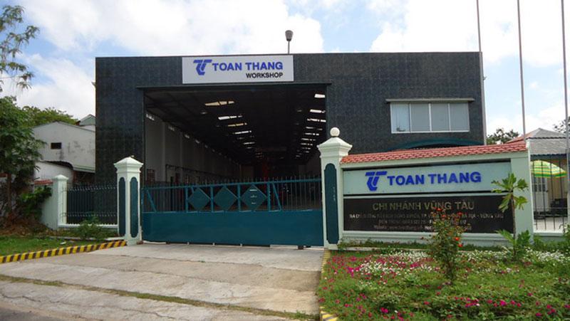 Khánh Thành Xưởng Dịch Vụ Bảo Dưỡng-Sửa Chữa