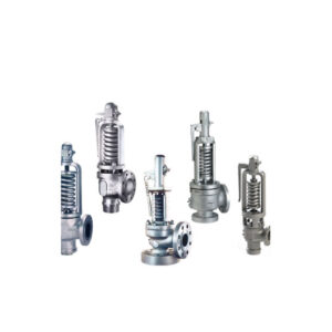 Crosby Direct Spring Operated Pressure Relief Valves