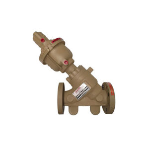 Daniel Series 500 Power Cylinder Operated Control Valves