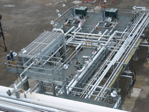 Flare Gas Recovery Systems