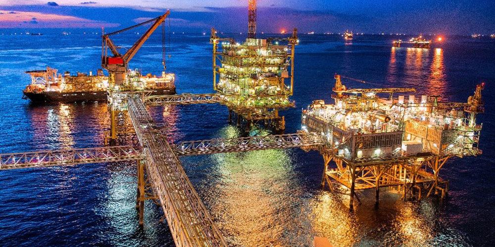Vietsovpetro has additionally put the 5 petroleum wells into exploitation