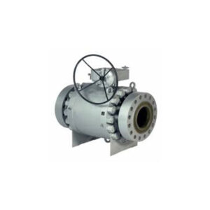 Virgo Trunnion Mounted Ball Valve