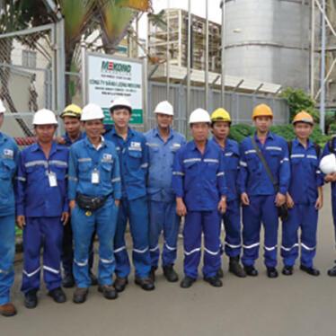 MEKONG GAS POWER PLANT