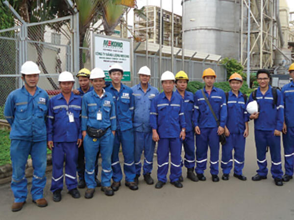 MEKONG GAS POWER PLANT