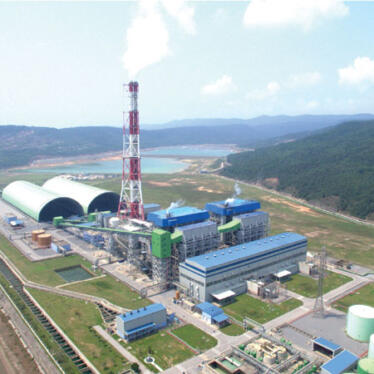 NGHI SON POWER PLANT