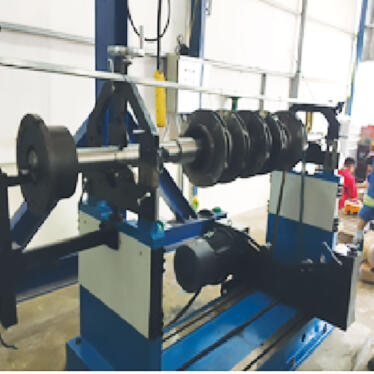 Pump overhaul Impeller Balancing NGHI SON REFINERY PLANT