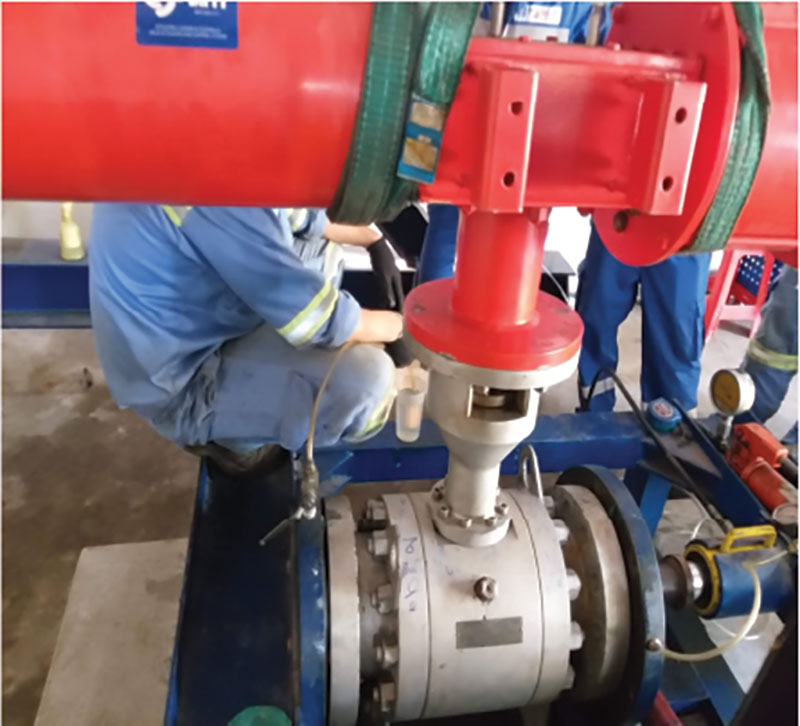 NSRP Long Term Service For Control valve & On-off valve