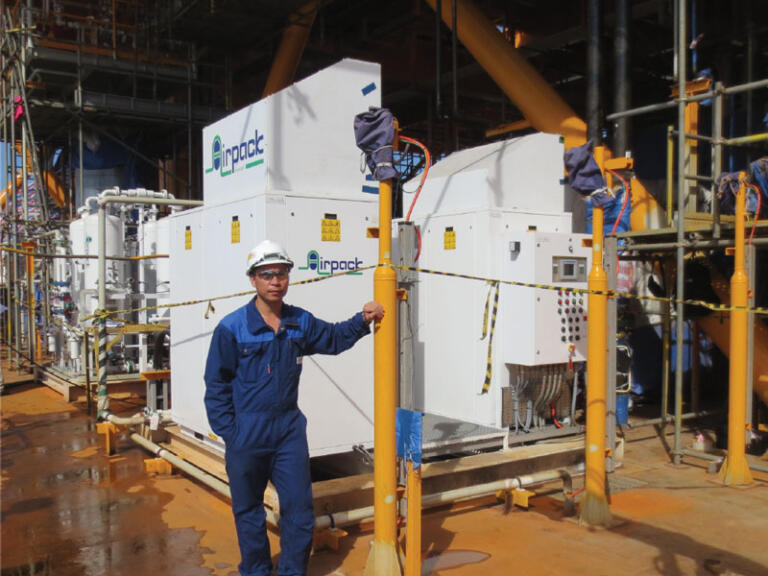 Installation & Commissioning for Air Compressor & Dryer Packages