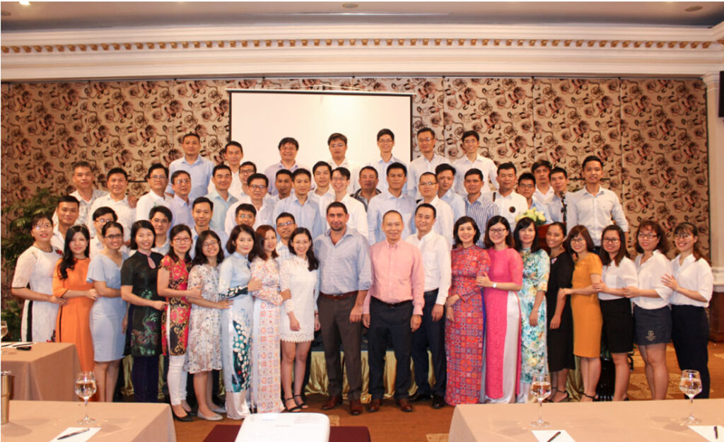 Toan Thang Engineering Corp Họp tổng kết 2018